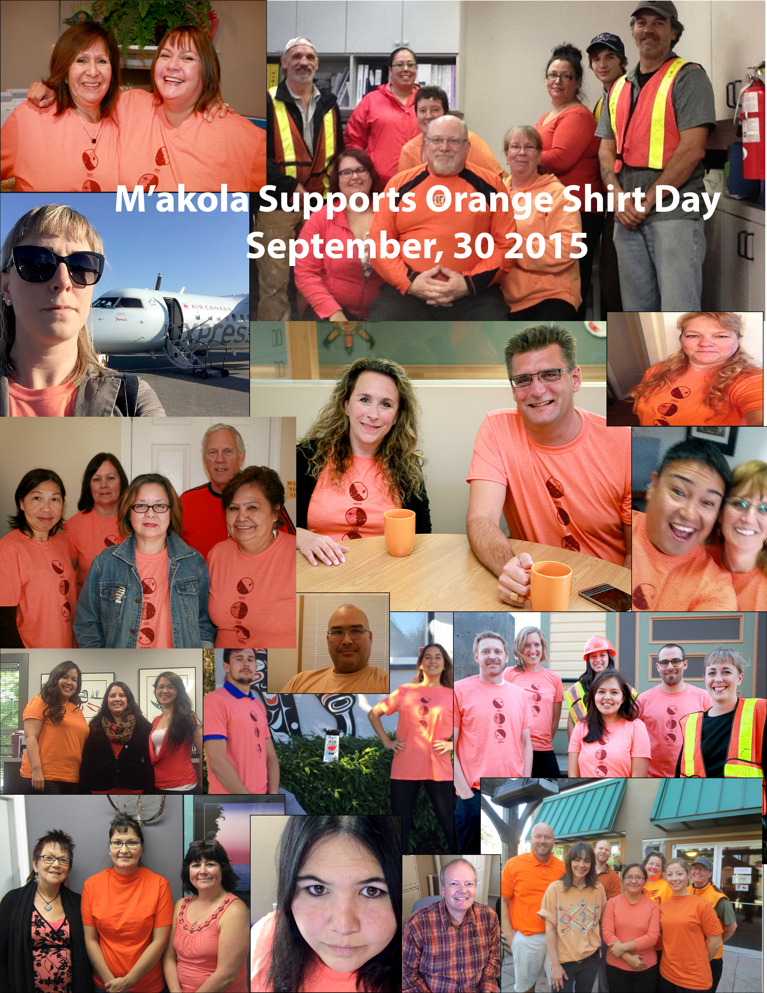 orange shirt 2015
