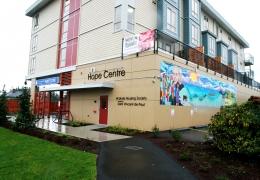 Hope Centre earns Merit Award
