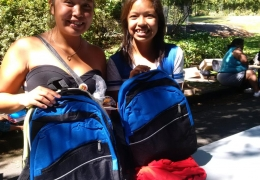 Aboriginal students celebrated at Back to School Picnics